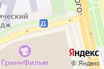 Схема проезда до компании Domani в Белгороде
