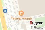 Схема проезда до компании СимПлекс в Белгороде