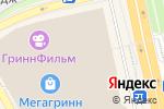Схема проезда до компании Сладкий замок Катарины в Белгороде