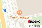 Схема проезда до компании Банкомат, Бинбанк, ПАО в Белгороде