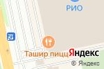 Схема проезда до компании Алоэ в Белгороде