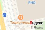 Схема проезда до компании Мокшанский в Белгороде