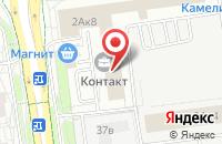 Схема проезда до компании Композит-М в Белгороде
