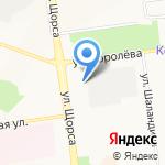 Пластсервис на карте Белгорода