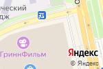 Схема проезда до компании Sabellino в Белгороде