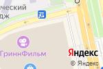Схема проезда до компании 8 КМ в Белгороде