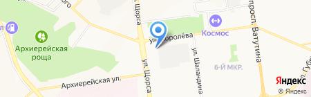 PRIME media group на карте Белгорода