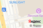 Схема проезда до компании Пончики-Н в Белгороде