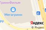 Схема проезда до компании Incity в Белгороде