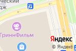 Схема проезда до компании WAGGON Paris в Белгороде
