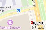 Схема проезда до компании ЭКОНИКА в Белгороде