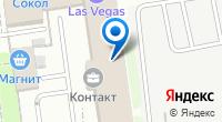 Компания Командный дух на карте