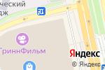 Схема проезда до компании 7 часов интерьер в Белгороде