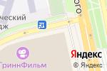 Схема проезда до компании Гротеск в Белгороде