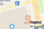 Схема проезда до компании Oodji в Белгороде
