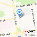 Пожарная часть №2 на карте Белгорода