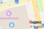 Схема проезда до компании 7 часов в Белгороде
