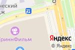 Схема проезда до компании Спектр-СБ31 в Белгороде