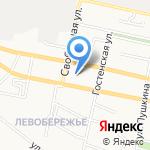 Музей связи на карте Белгорода