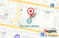 Схема проезда до компании Экосвязь-Экспресс в Белгороде
