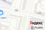 Схема проезда до компании Ксюша в Белгороде