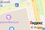 Схема проезда до компании Московский ювелирный завод в Белгороде