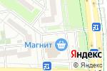 Схема проезда до компании Альфа в Белгороде