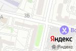 Схема проезда до компании Ателье в Белгороде