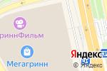 Схема проезда до компании Taller в Белгороде