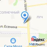 Mirra на карте Белгорода