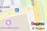 Схема проезда до компании LOFT 18/45 в Белгороде
