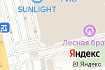 Схема проезда до компании Самоцветы Плюс в Белгороде