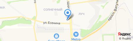 Мир Ангелов на карте Белгорода