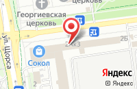 Схема проезда до компании Грузоперевозки 31 в Белгороде