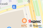 Схема проезда до компании Well в Белгороде