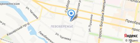 Центр технологического образования на карте Белгорода