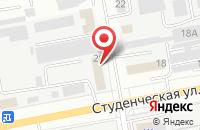 Схема проезда до компании ЭКО-центр в Белгороде