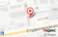 Схема проезда до компании Expert House в Белгороде