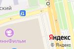 Схема проезда до компании Кофейная Кантата в Белгороде