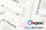 Схема проезда до компании Строй-Люкс в Белгороде