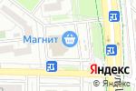Схема проезда до компании Мир Одежда Обувь в Белгороде