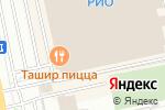 Схема проезда до компании Л`Этуаль в Белгороде