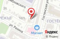 Схема проезда до компании Мобильные Ремонтные Технологии в Белгороде