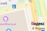Схема проезда до компании Sleepy в Белгороде