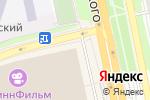 Схема проезда до компании Lazurit в Белгороде