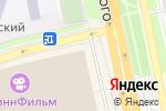 Схема проезда до компании United Colors of Benetton в Белгороде
