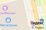 Схема проезда до компании Макси Кофе в Белгороде
