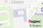 Схема проезда до компании Средняя общеобразовательная школа №47 в Белгороде
