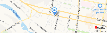 Ваш АКВАРИУМ на карте Белгорода