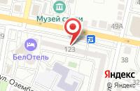 Схема проезда до компании Ваш АКВАРИУМ в Белгороде